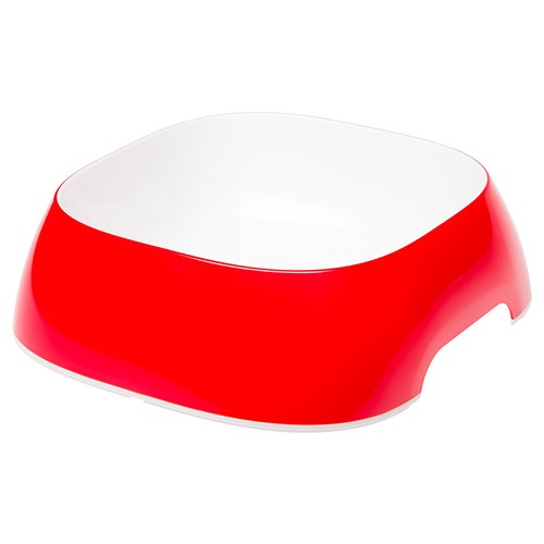 Ferplast Glam Large Red Bowl Mama Kabı