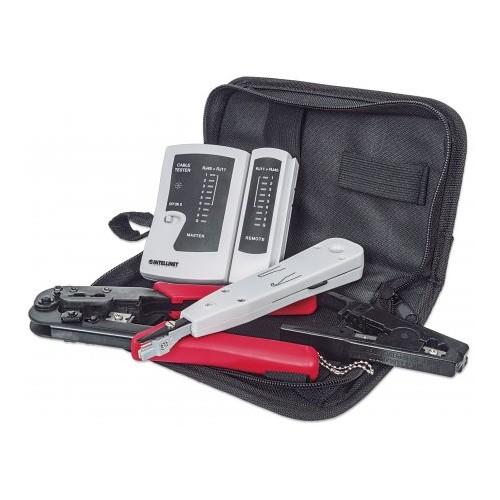 Manhatan 4 Parça Çantalı Tool Kit