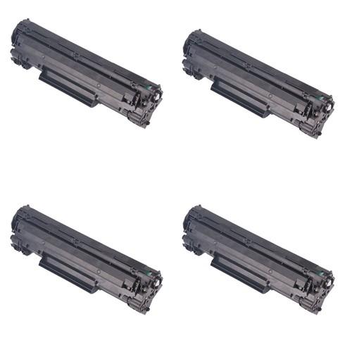 Neon Canon İ Sensys Mf217W Toner 4'lü Ekonomik Paket Muadil Yazıcı Kartuş