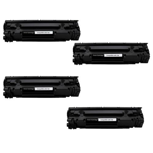 Neon Canon İ Sensys Mf4870Dn Toner 4'lü Ekonomik Paket Muadil Yazıcı Kartuş
