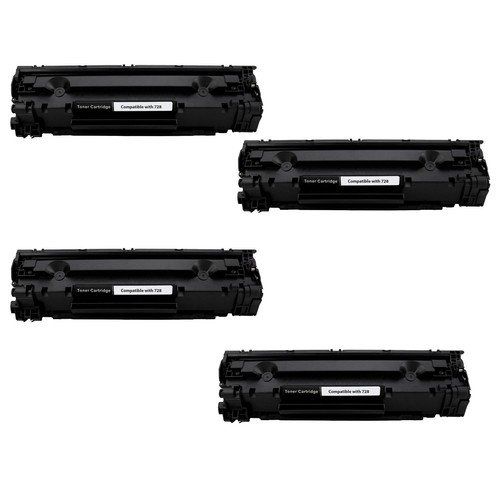 Neon Canon İ Sensys Mf4730 Toner 4'lü Ekonomik Paket Muadil Yazıcı Kartuş