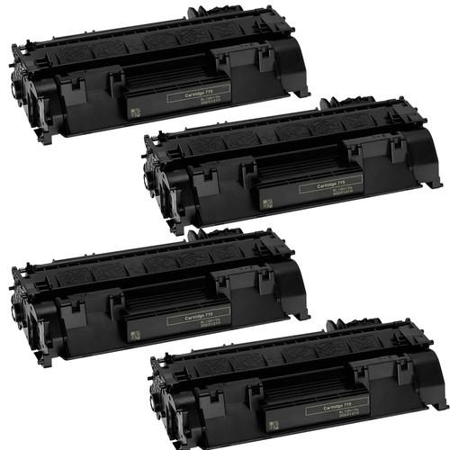 Neon Canon İ Sensys Mf6680Dn Toner 4'lü Ekonomik Paket Muadil Yazıcı Kartuş