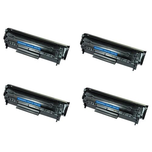 Neon HpLaserjet1020Toner 4'lü Ekonomik Paket Muadil Yazıcı Kartuş