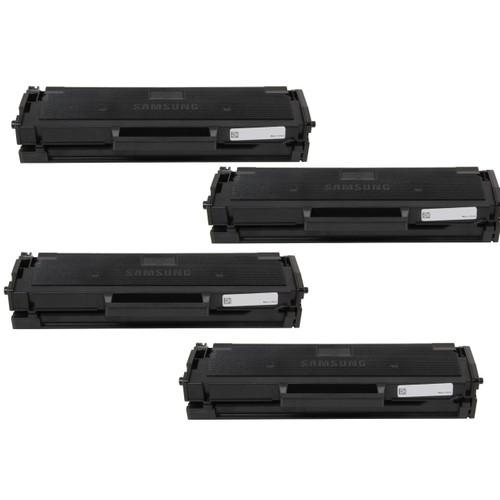 Neon Samsung Xpress Sl-M2021 Toner 4'lü Ekonomik Paket Muadil Yazıcı Kartuş