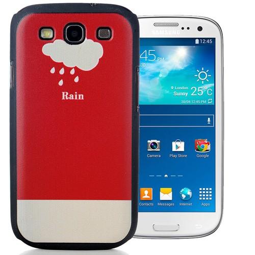 CoverZone Samsung Galaxy S3 Kılıf Resimli Arka Kapak No: 28