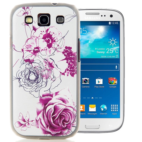 CoverZone Samsung Galaxy S3 Kılıf Resimli Arka Kapak No: 31