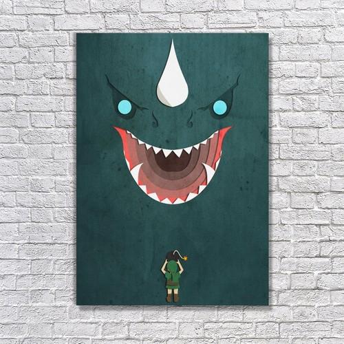 Albitablo Poster Dodongo Kanvas Tablo