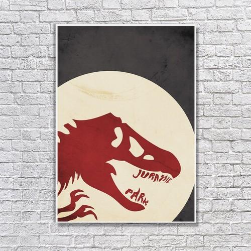 Albitablo Poster Jurassic Park Kanvas Tablo