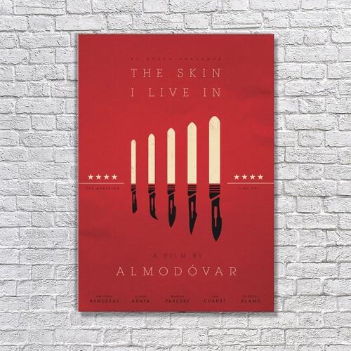 Albitablo Poster Love The Skin I Live In Kanvas Tablo