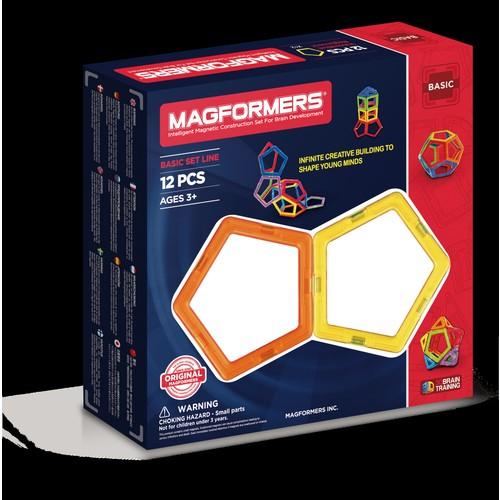 Magformers Pentagon 12 Set
