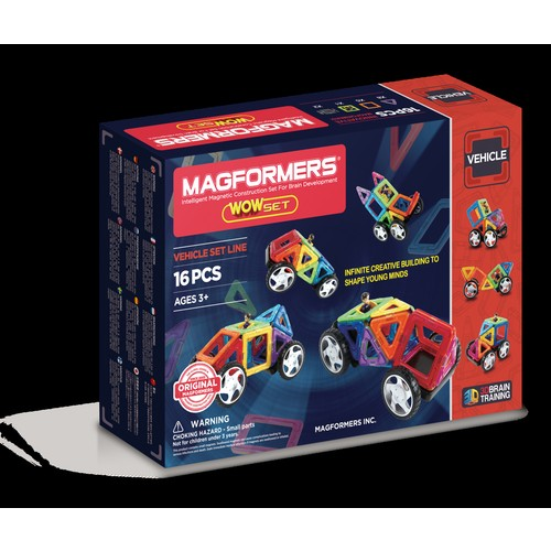 Magformers Wow Set 16P