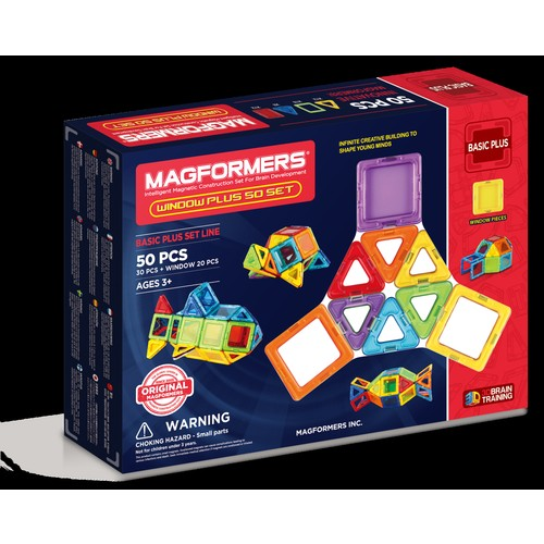 Magformers Window Plus 50 Set