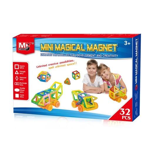 MINI MAGICAL MAGNET 32 PARÇA