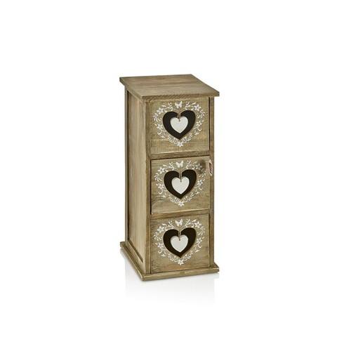 NEVA N1048 3Lü Kalpli Cabinet
