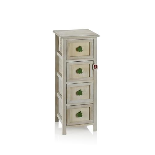 NEVA N1062 4Lü Modern Cabinet