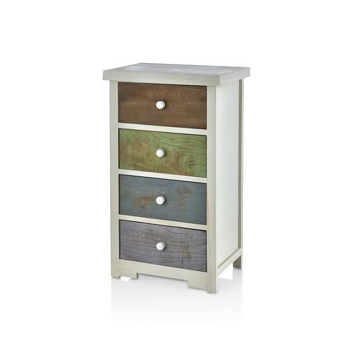 NEVA N865 Modern 4Lü Cabinet