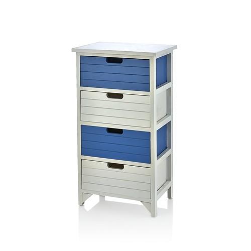 NEVA N869 Modern 4Lü Cabinet