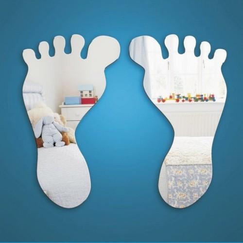 M3 Decorium Foots Dekoratif Ayna