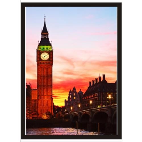M3 Decorium Saat Kulesi Poster
