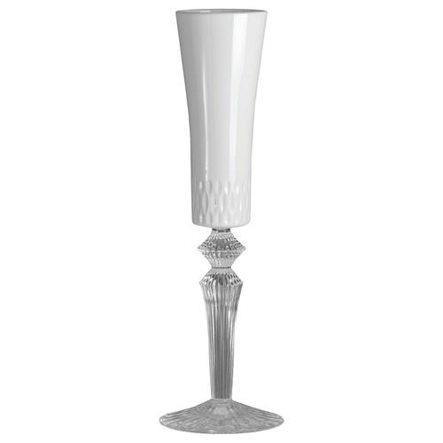 I Love Home Şampanya Bardağı Beyaz