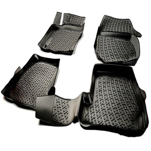 L.Locker Renault Talisman 3D Havuzlu Paspas