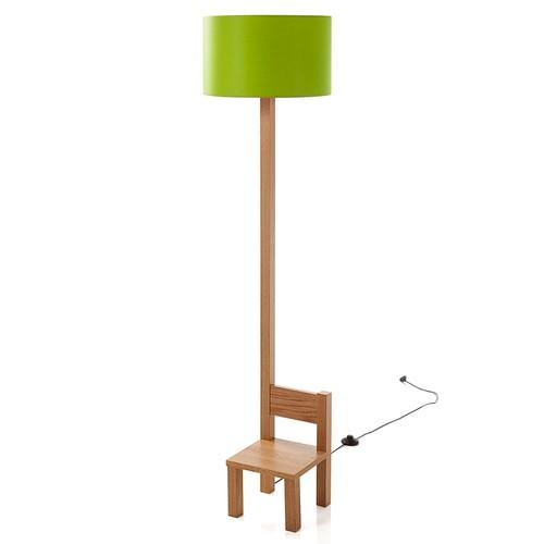 Decortie Toraki Lambader - Silindir Yeşil