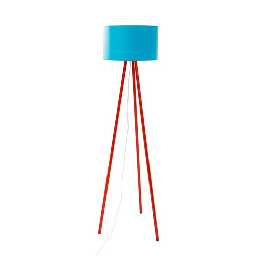 Decortie Tom Lambader - Kırmızı Gövde-Mavi Silindir Şapka
