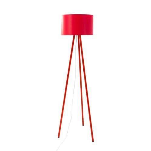 Decortie Tom Lambader - Kırmızı Gövde-Fuşya Silindir Şapka
