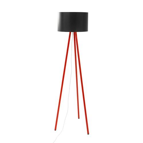 Decortie Tom Lambader - Kırmızı Gövde-Siyah Silindir Şapka