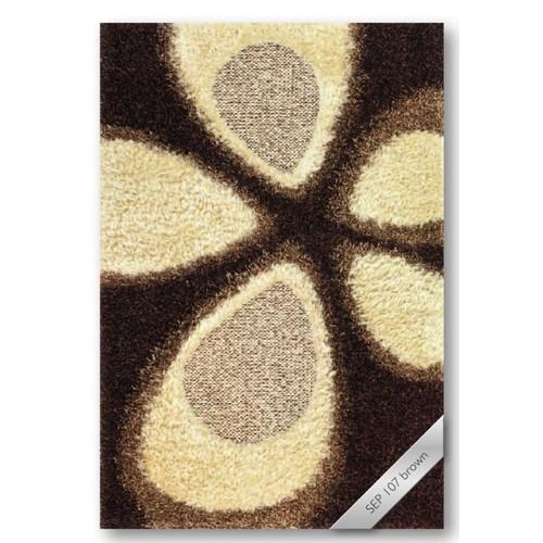 Era Sepia 107 Kahverengi Halı 160 x 230 cm