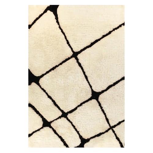 Era Casa 260 White Halı - 160x230 cm / Kaymaz Tabanlı Halı Hediyeli