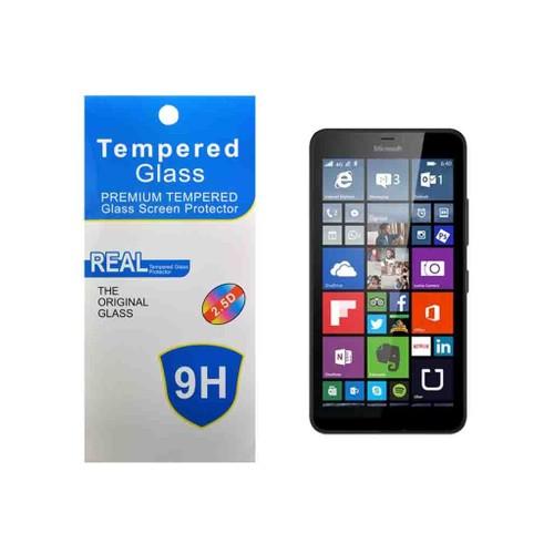 KNY Nokia Lumia 640 XL Kırılmaz Cam Ekran Koruyucu