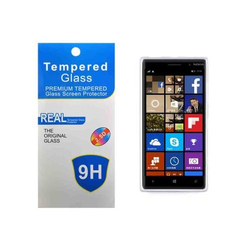 KNY Nokia Lumia 820 Kırılmaz Cam Ekran Koruyucu
