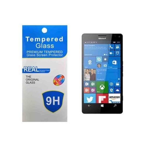 KNY Nokia Lumia 950 XL Kırılmaz Cam Ekran Koruyucu