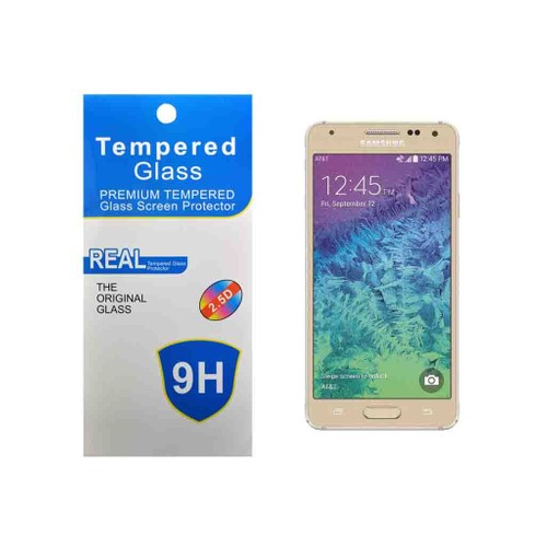 KNY Samsung Galaxy Alpha Kırılmaz Cam Ekran Koruyucu