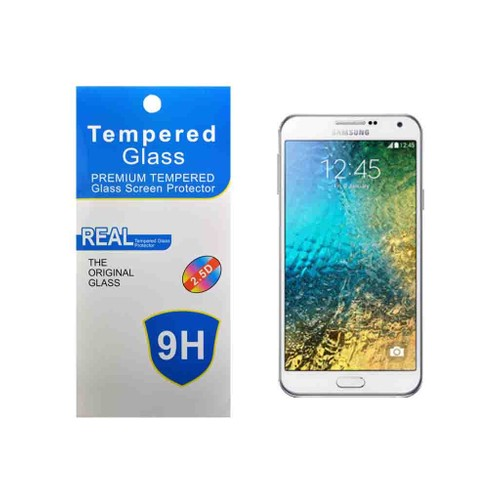 KNY Samsung Galaxy E7 Kırılmaz Cam Ekran Koruyucu