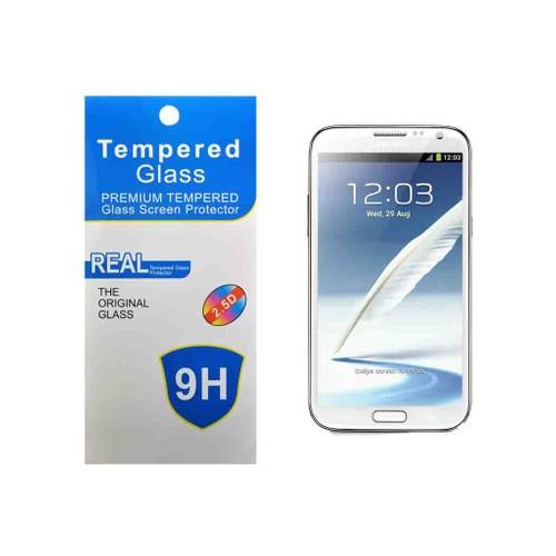 KNY Samsung Galaxy Note 2 N7100 Kırılmaz Cam Ekran Koruyucu