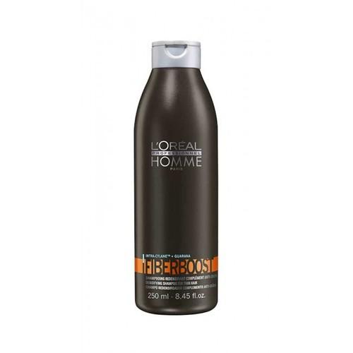 Loreal Paris Homme Fiberboost Erkeklere Özel Dökülme Önleyici Hacimlendirici Şampuan 250 Ml