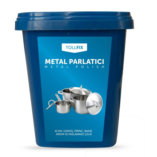 Erol Teknik Tollfix Metal Parlatıcı 500 gr