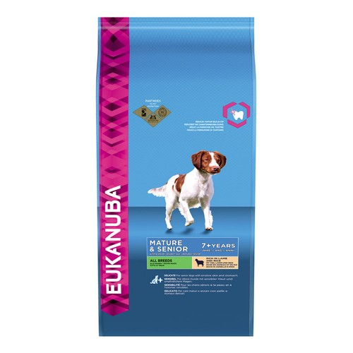 Eukanuba Mature All Lamb 12 Kg +7 Yaş Üzeri Köpek Maması