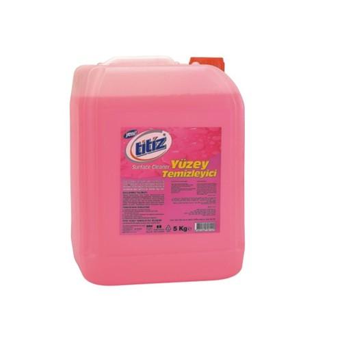 Titiz Yüzey Temizliyci Sıvı 5 Kg