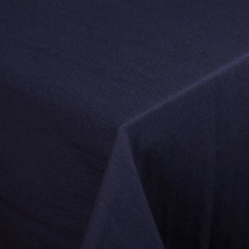 Beauty-Crafts Lacivert Masa Örtüsü Düz 160x160 cm