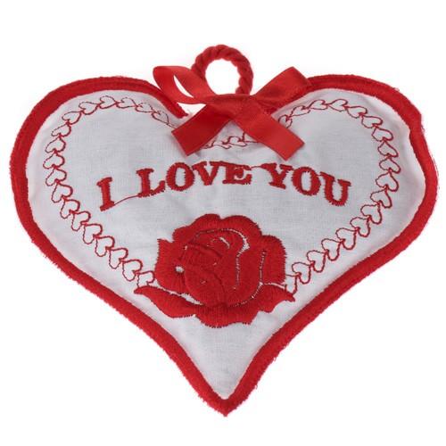 Miss Gaya Kalpli Lavanta Kese I Love You