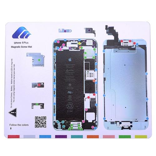 Ally Apple İphone 6 Plus Mıknatıslı Proje .Hasırı Vida Gostergeli Tamir Hasırı