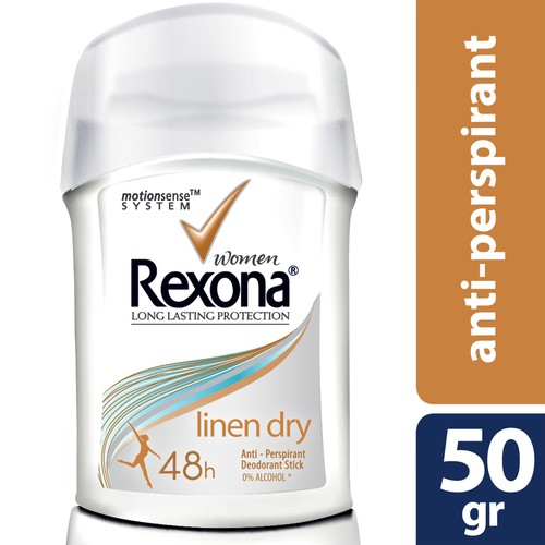 Rexona Deodorant Stick Lınen Dry 50 gr