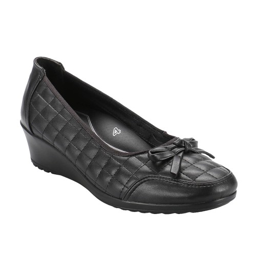 Polaris 5 Nokta 52.107541.Z Siyah Kadın Ayakkabı