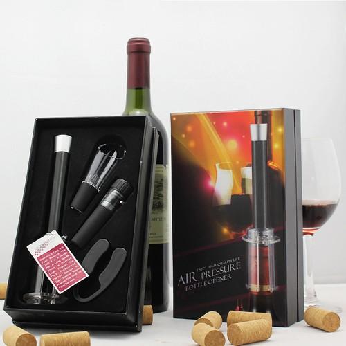 Arin Şarap Aksesuar Hediye Seti