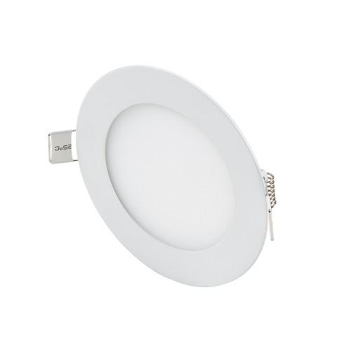 3 Watt Eco Panel Led Armatür Beyaz Işık