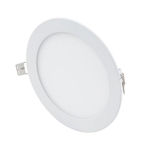 12 Watt Eco Panel Led Armatür Beyaz Işık