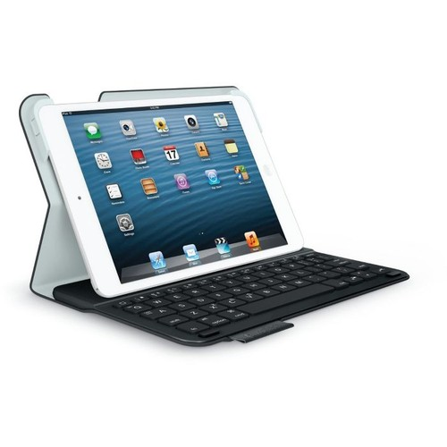 Logitech iPad Mini Ultrathin Folio Klavye (TR) M1-Carbon Black